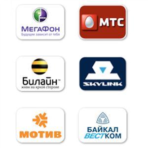 Операторы сотовой связи Сосново-Озерского