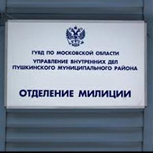 Отделения полиции Сосново-Озерского
